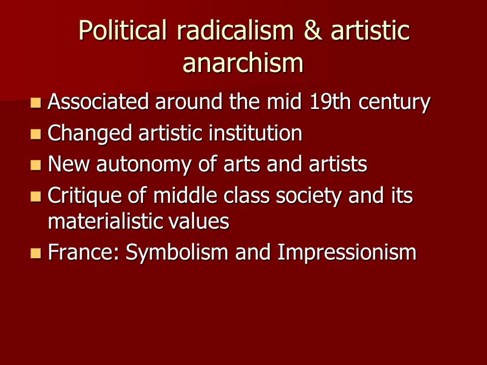 Marinetti's early social interests Le Roi Bombance (1905) Le Roi Bombance (1905) –Social revolution (led by the socialists Filippo Turati and Antonio Labriola) Before the IWW Before the IWW –Against the politics of Giolitti –Connections with extra pariamentary groups – George Sorel and the theory of the use of violence