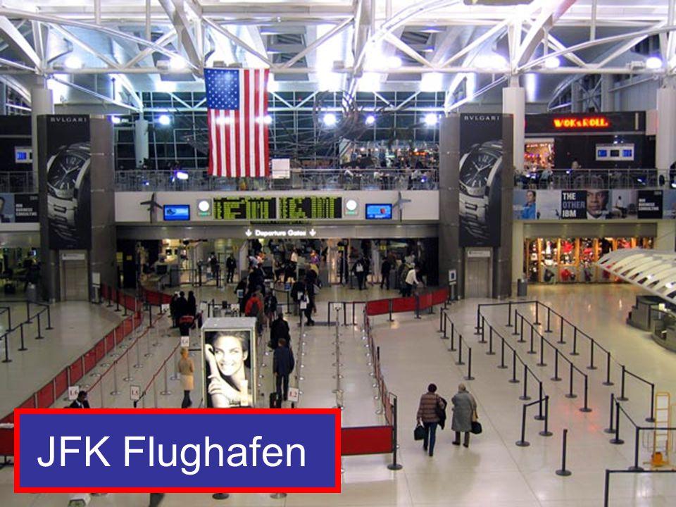 JFK Flughafen