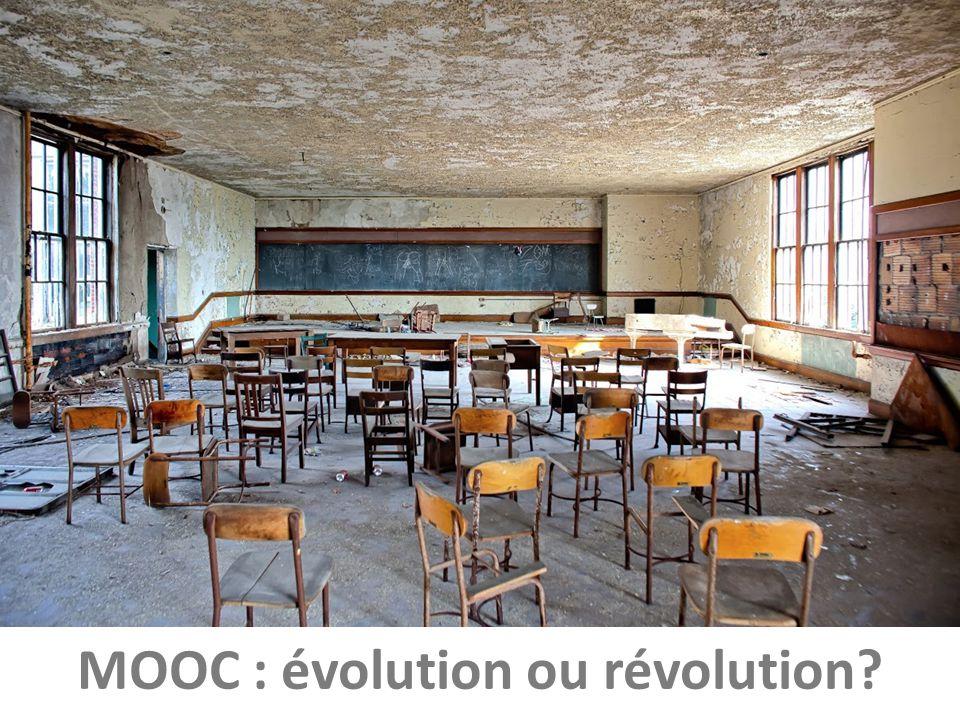 MOOC : évolution ou révolution
