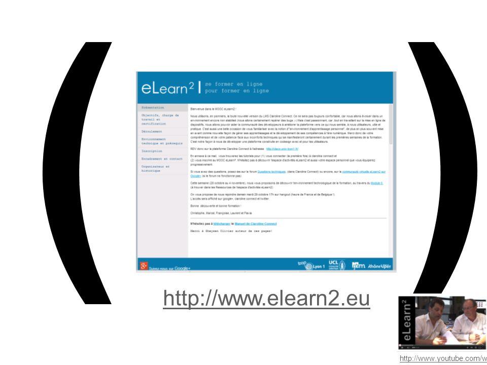 ( ) http://www.elearn2.eu http://www.youtube.com/watch v=Wiszysipq7U