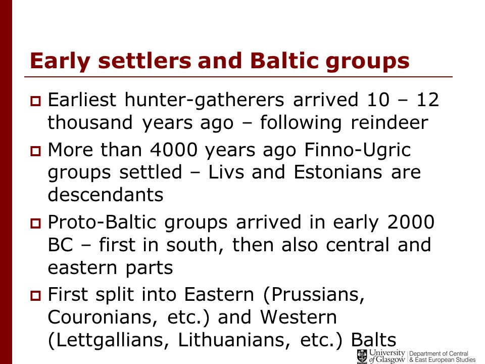Area of Baltic river names