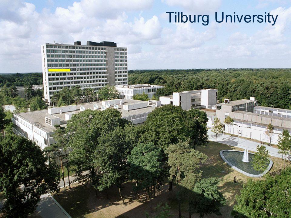 2 of 35 Tilburg University