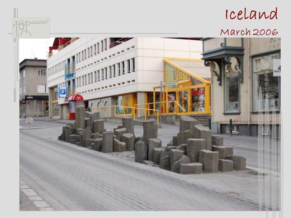 Iceland March 2006 www.ankermikkelsen.dk
