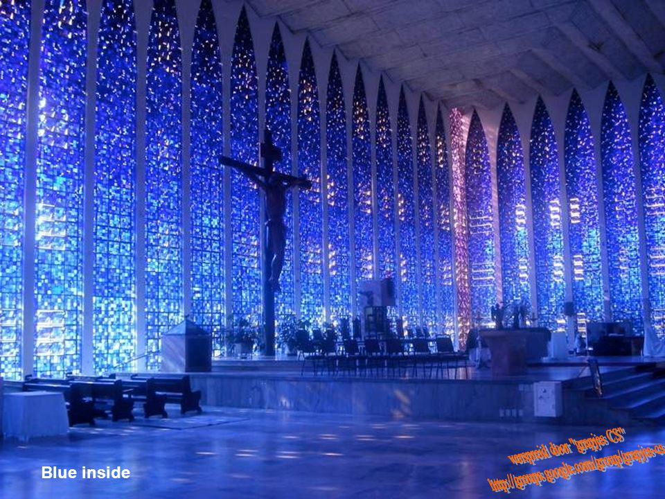 Dom Bosco Blue Church