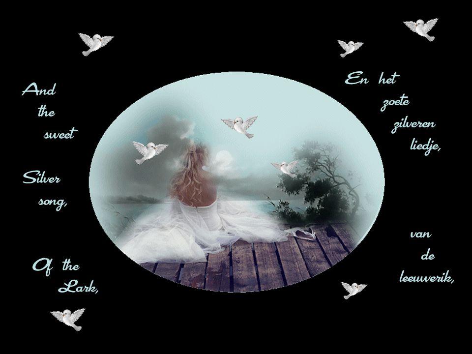 At the end Of the storm, Is a golden Sky, Want aan het einde van de storm, is een gouden lucht,
