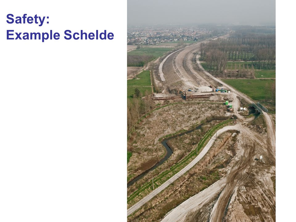 Safety: Example Schelde