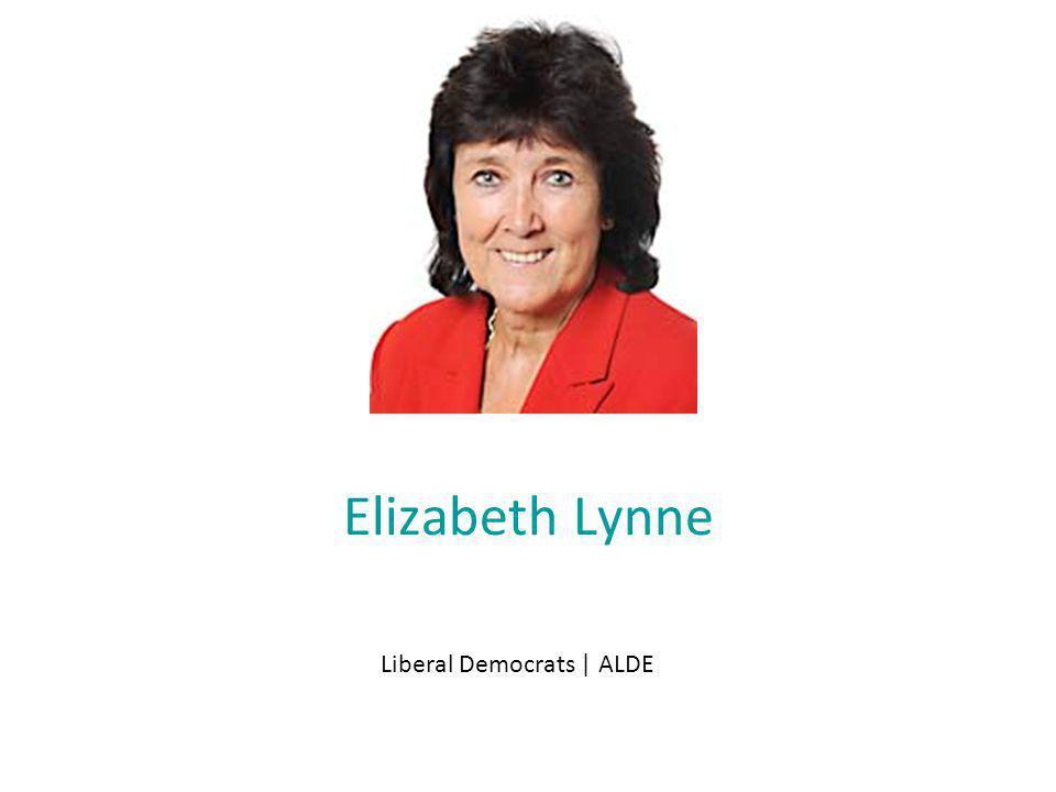 Elizabeth Lynne Liberal Democrats | ALDE