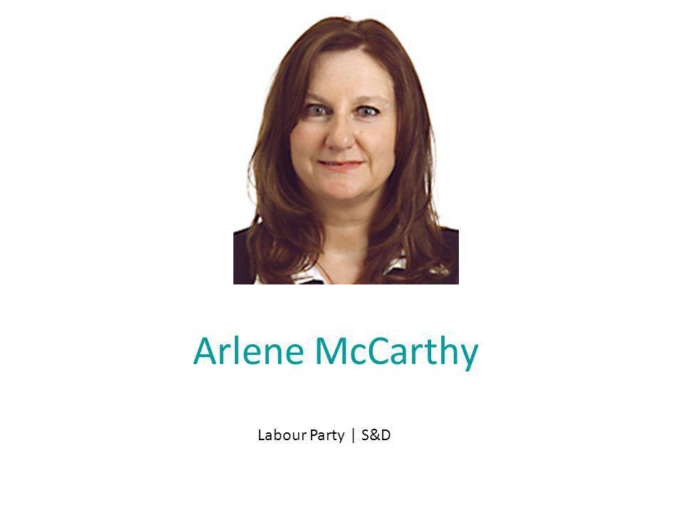 Arlene McCarthy Labour Party | S&D