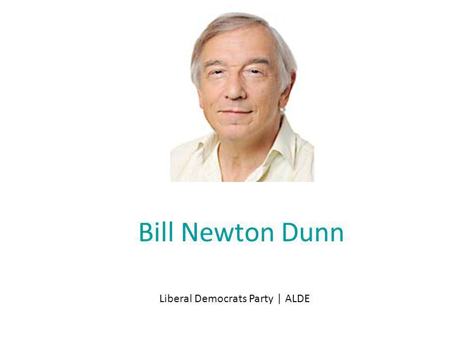 Bill Newton Dunn Liberal Democrats Party | ALDE