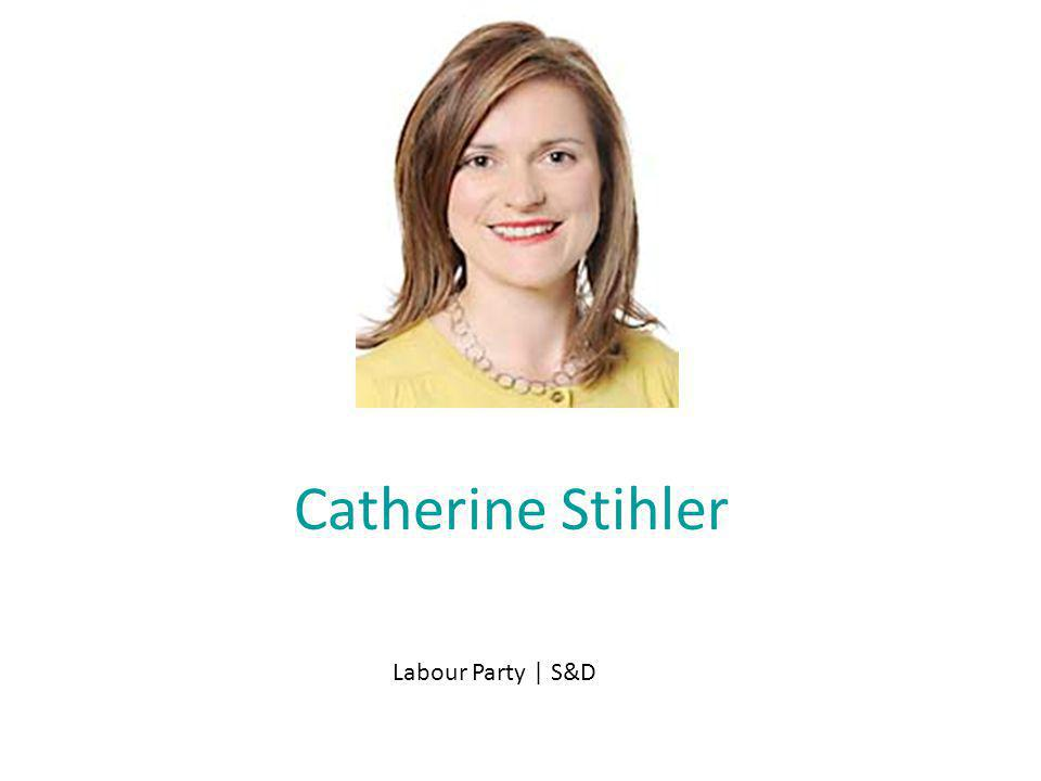 Catherine Stihler Labour Party | S&D