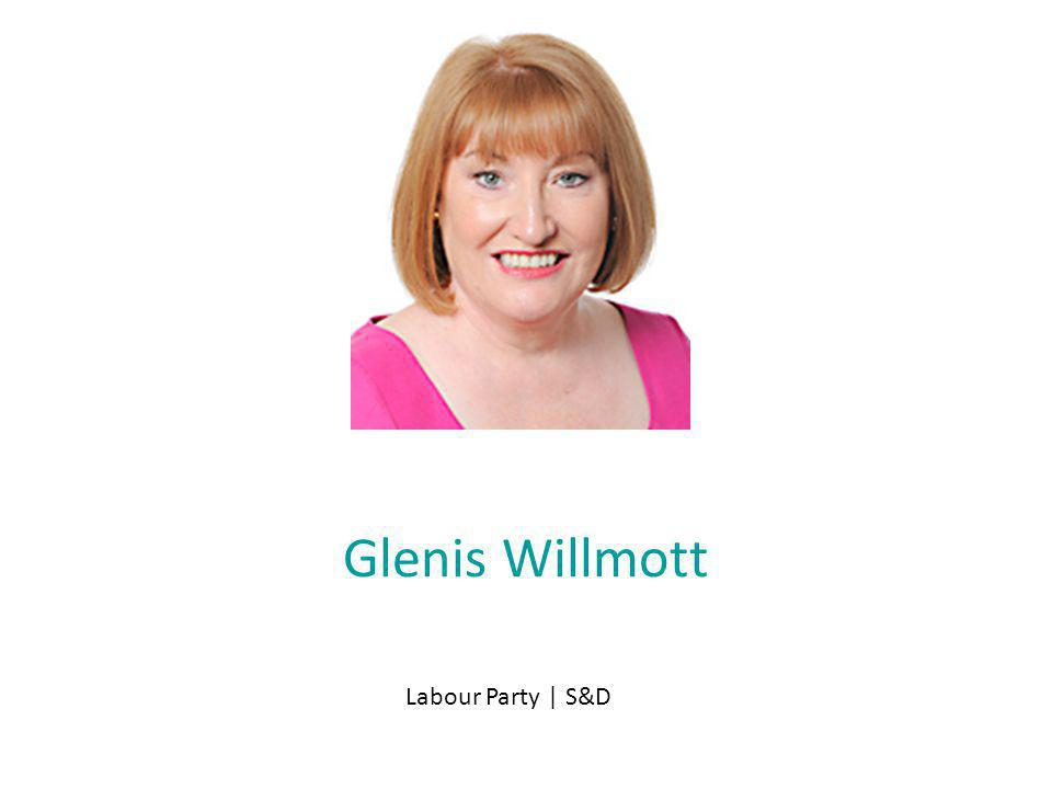 Glenis Willmott Labour Party | S&D