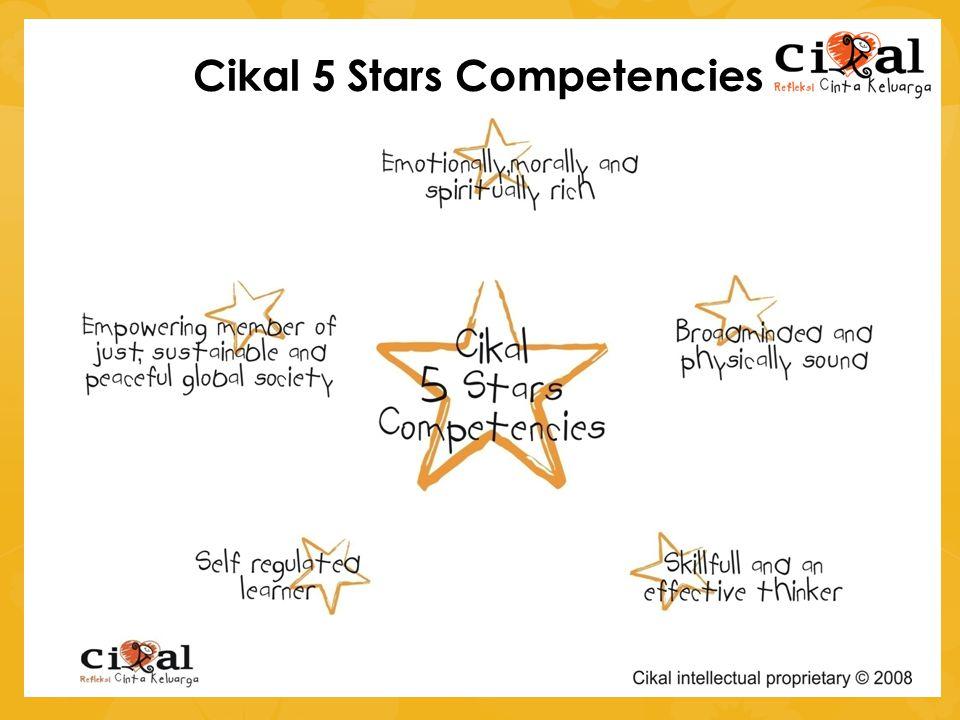 First Page Cikal 5 Stars Competencies