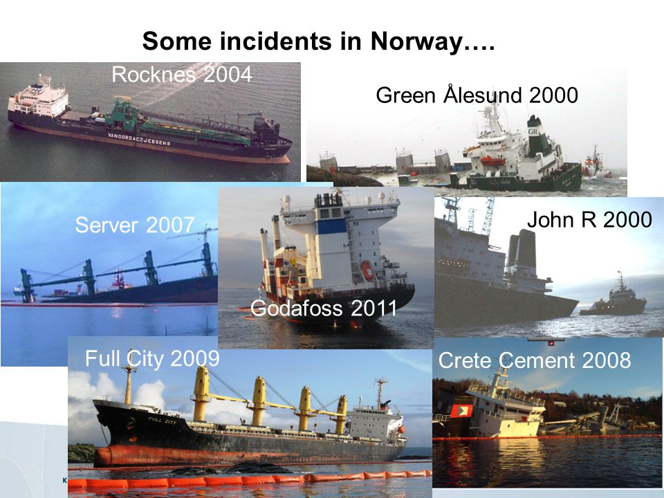 Some incidents in Norway….
