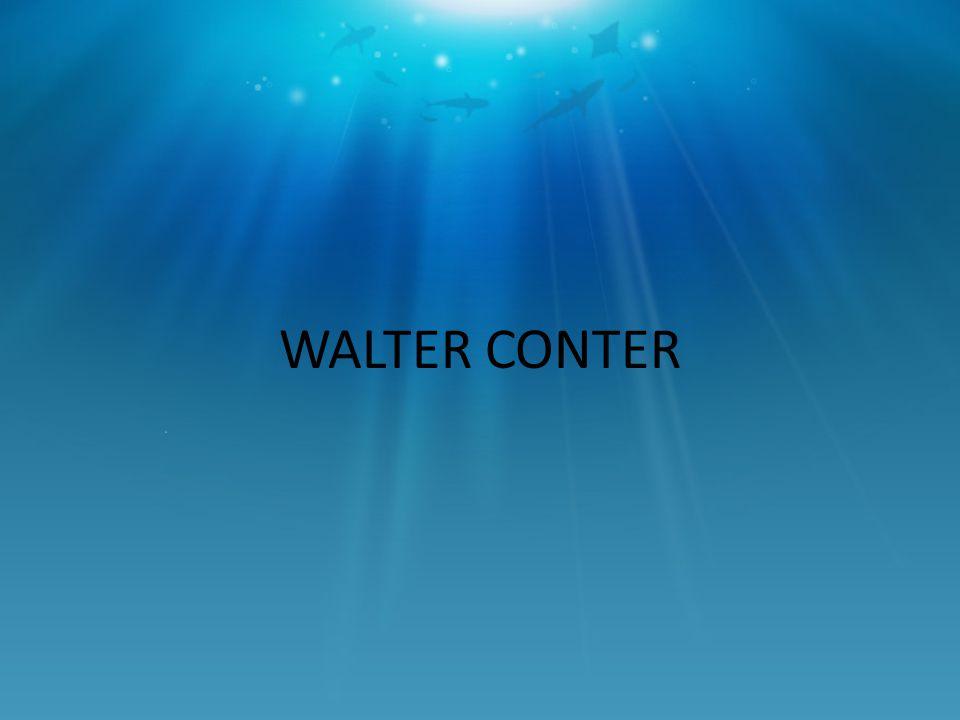 WALTER CONTER