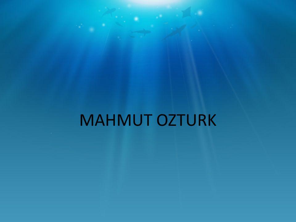 MAHMUT OZTURK