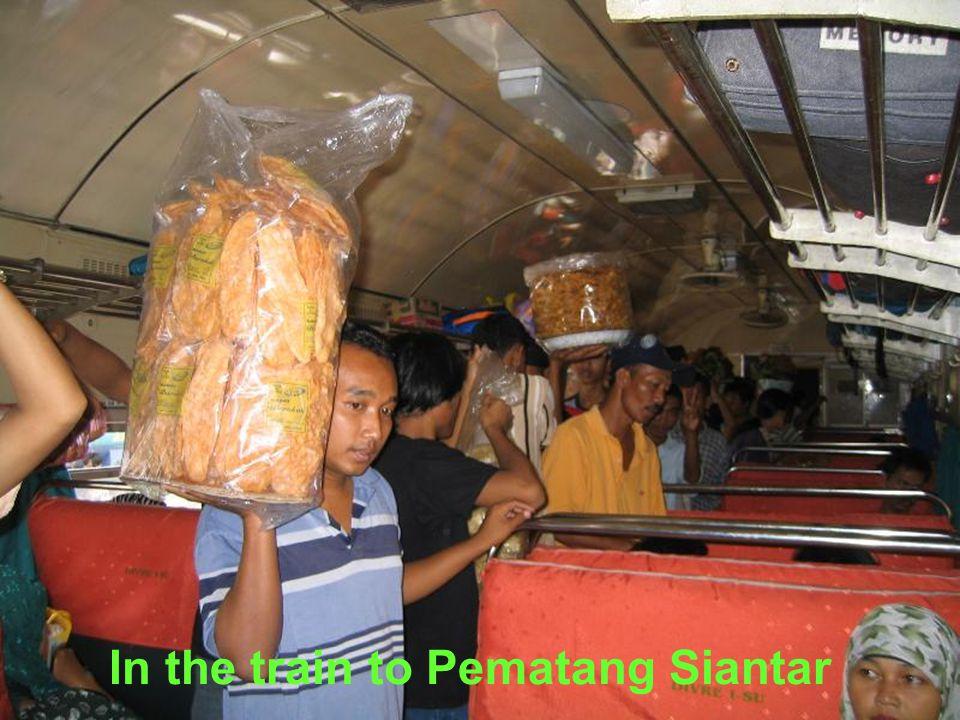 Railway station Medan