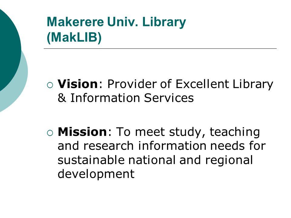 Makerere Univ.