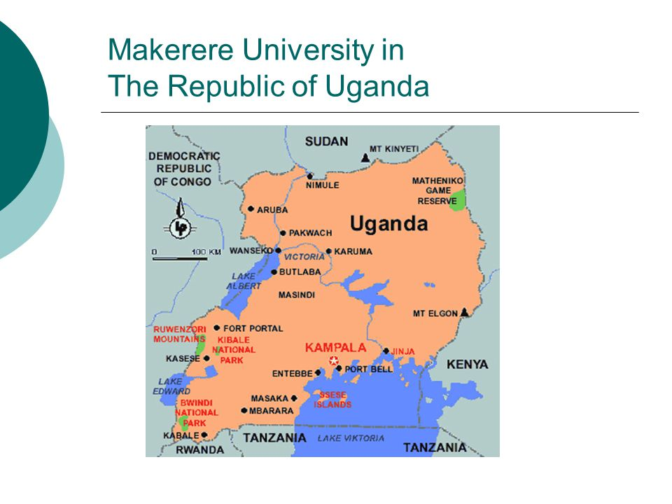 Makerere University in The Republic of Uganda