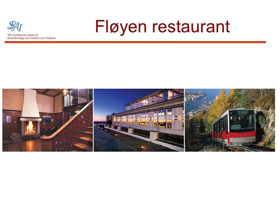 Fløyen restaurant
