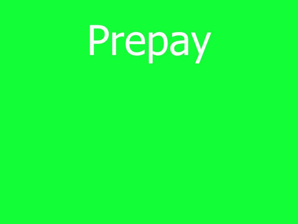 Prepay