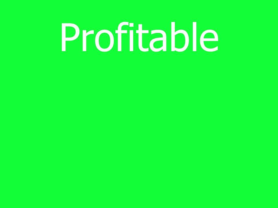 Profitable