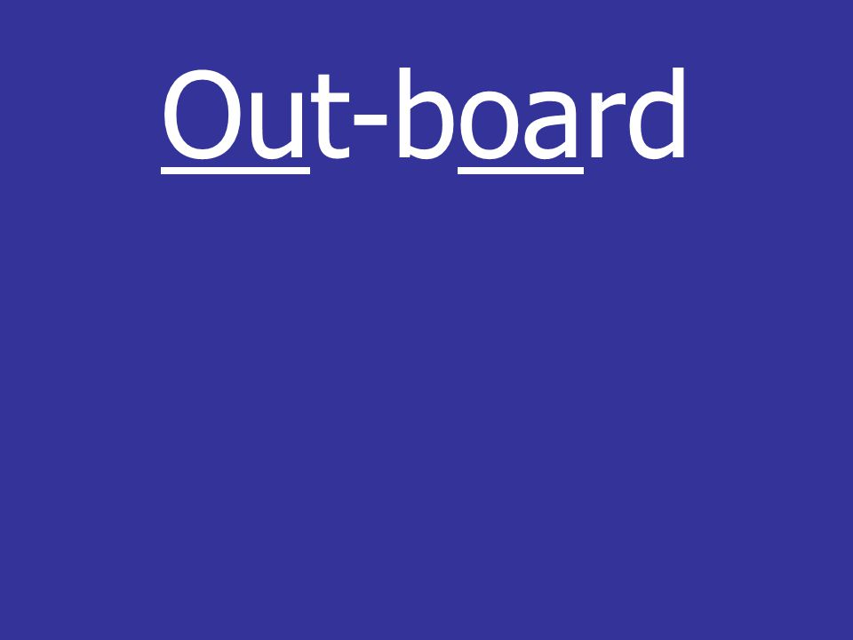 Out-board