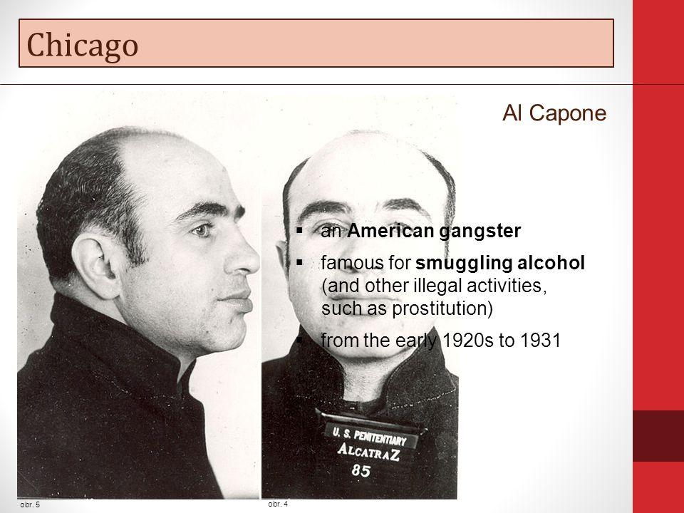 Chicago obr. 5 Al Capone obr.