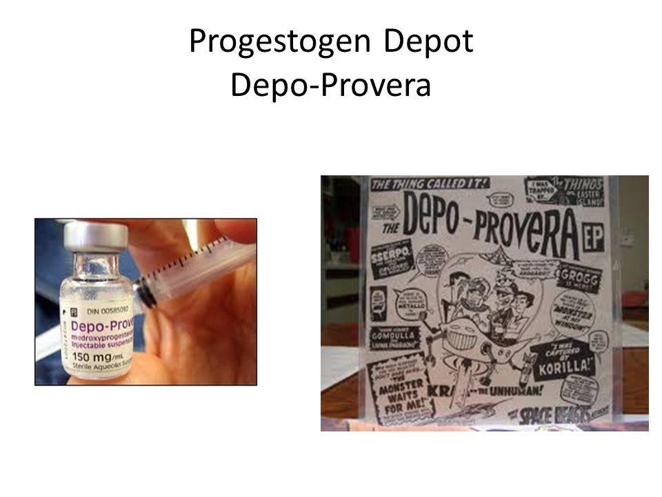 Progestogen Depot Depo-Provera