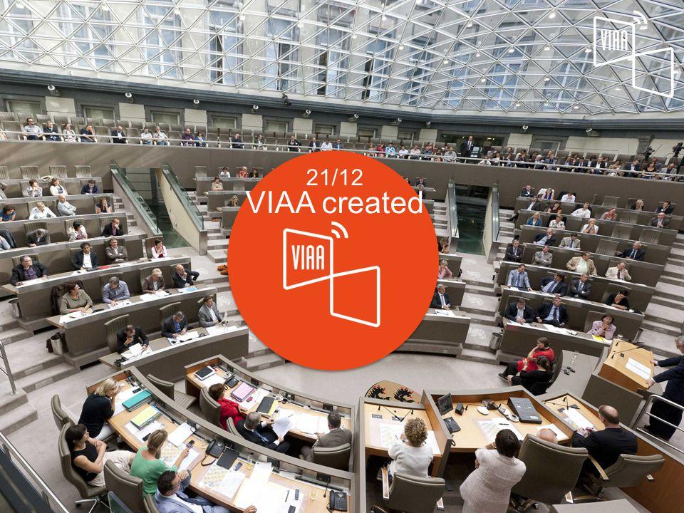 21/12 VIAA created