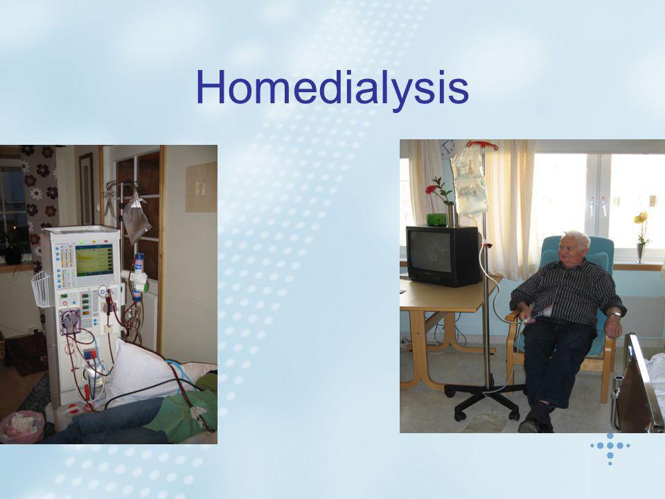 Homedialysis