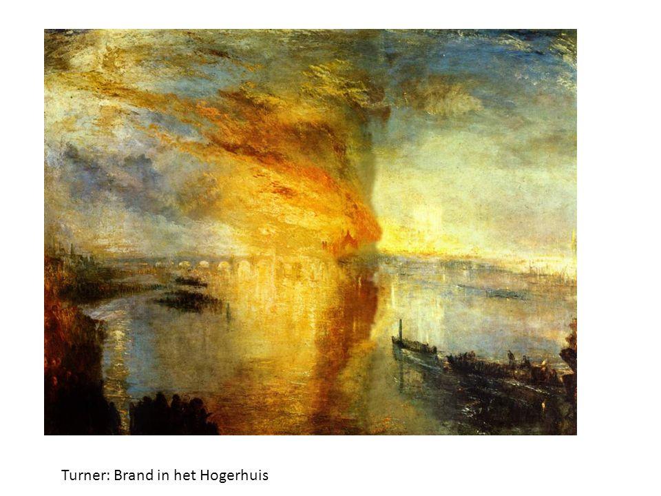 Turner: Brand in het Hogerhuis