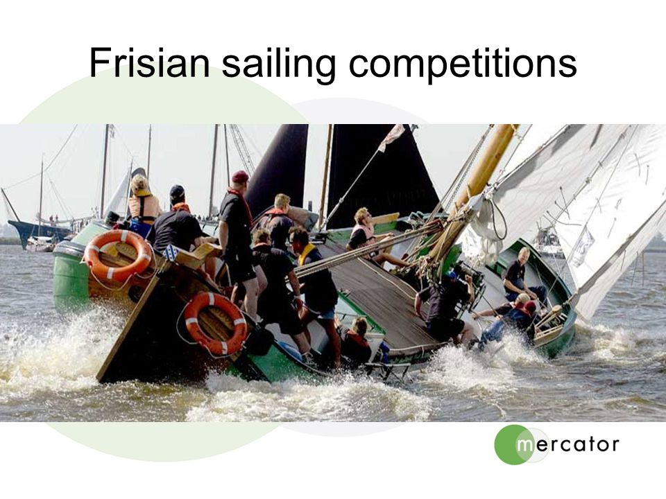 Frisian sailing competitions