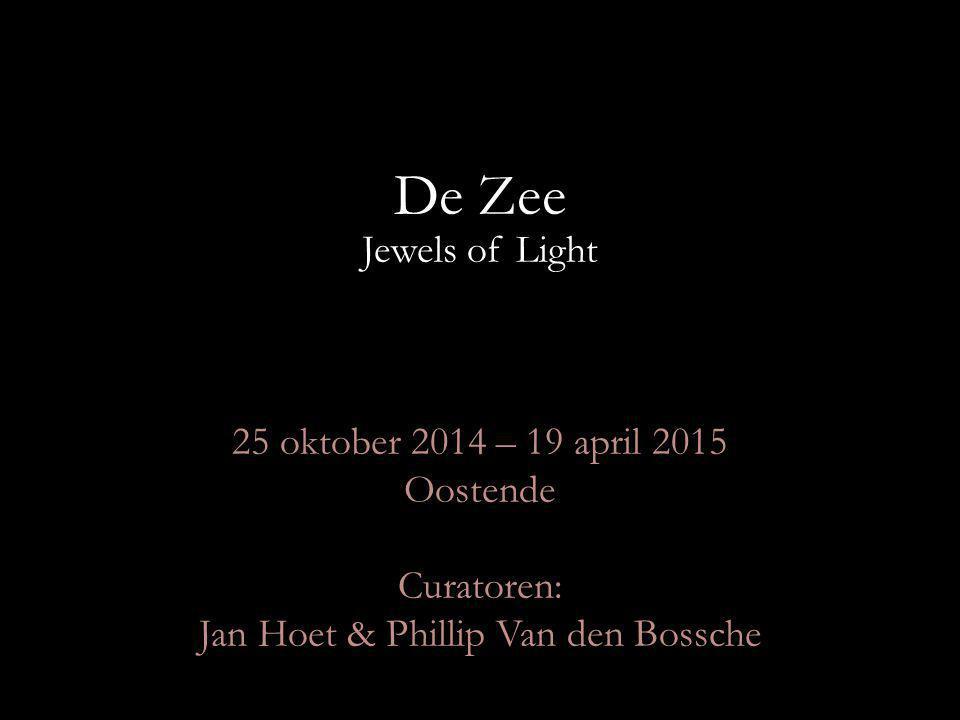 Thema's: 1. Eb en vloed Lili Dujourie, Il fait dimanche sur la mer, 2009 Mu.ZEE, Oostende
