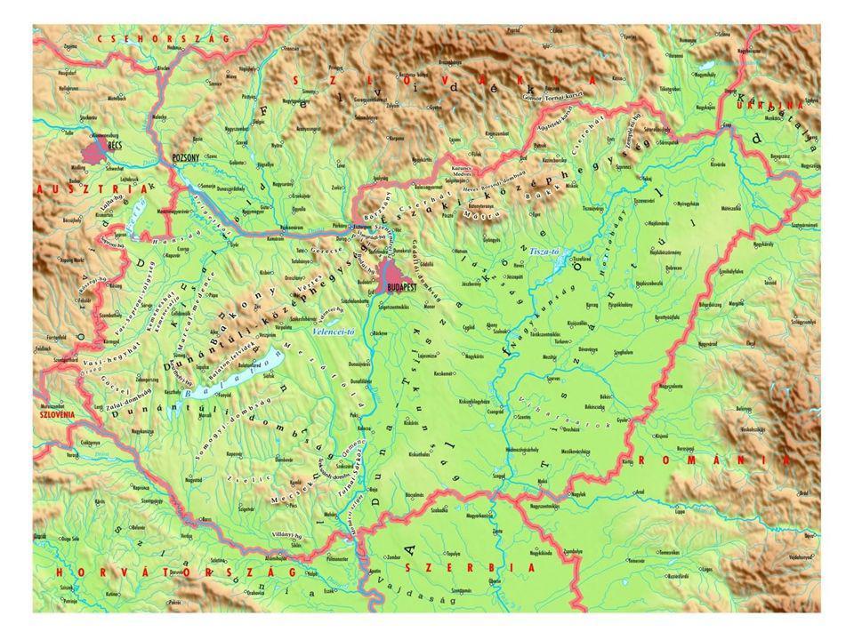 Geology of Hungary I.