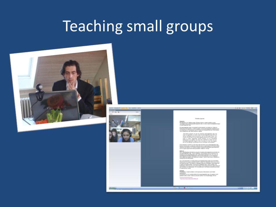 Bringing students virtually together