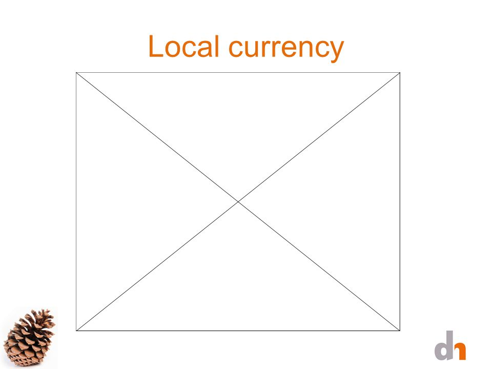 Local currency *Video by andremiani via YouTubeandremianiYouTube