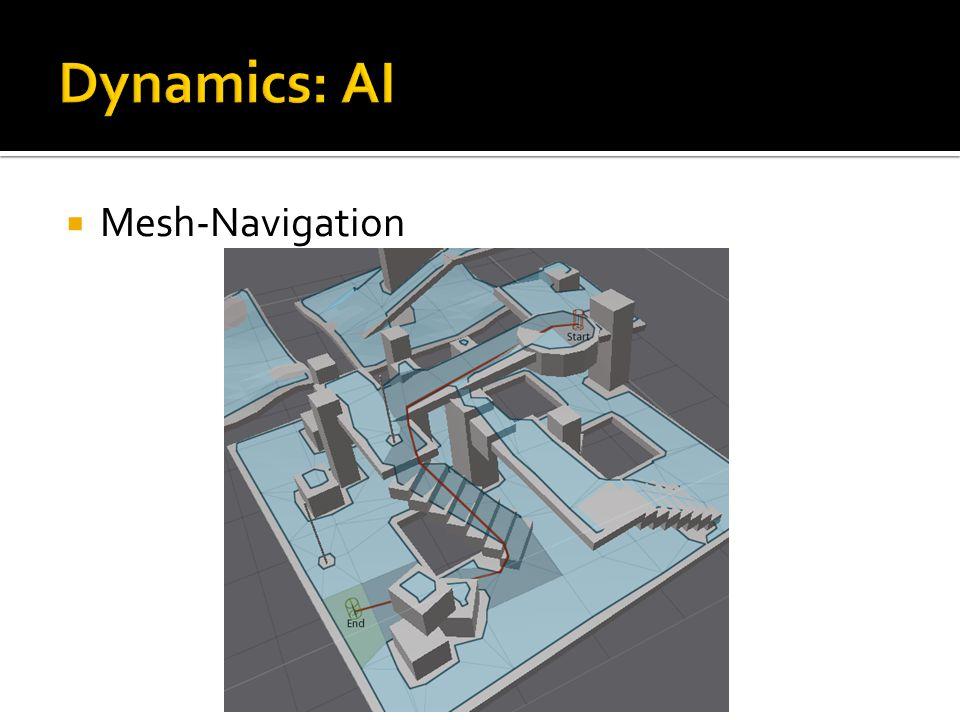  Mesh-Navigation