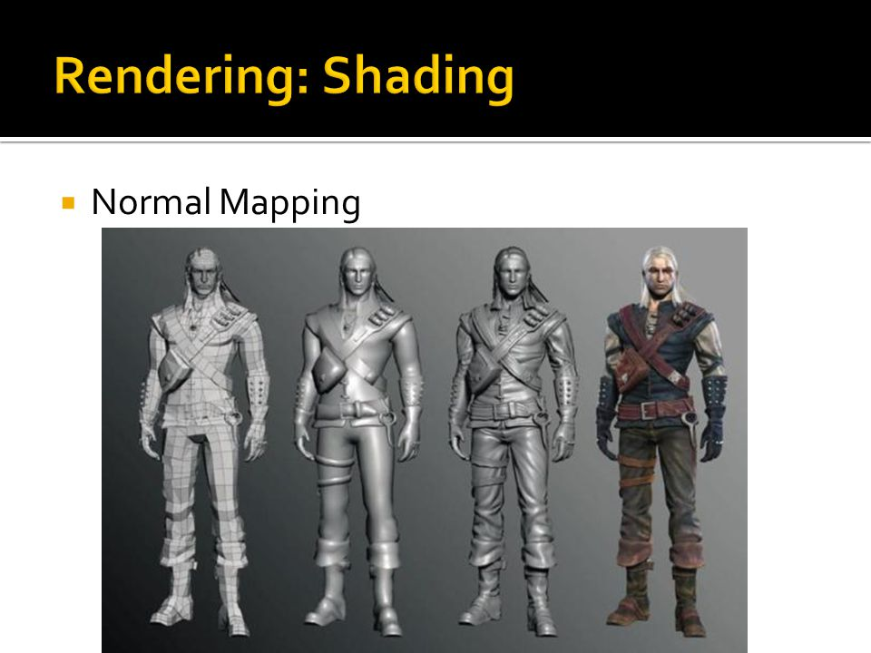  Normal Mapping