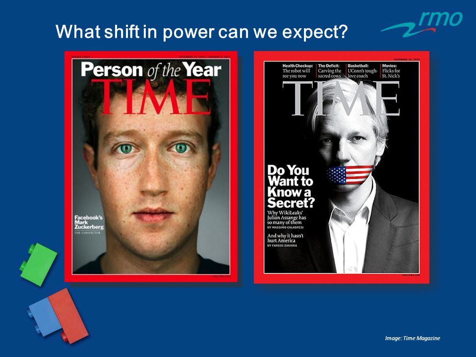 Image: Time Magazine What shift in power can we expect?