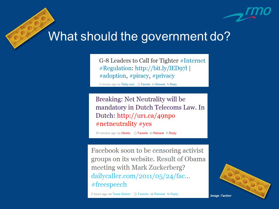 Image :Twitter What should the government do?