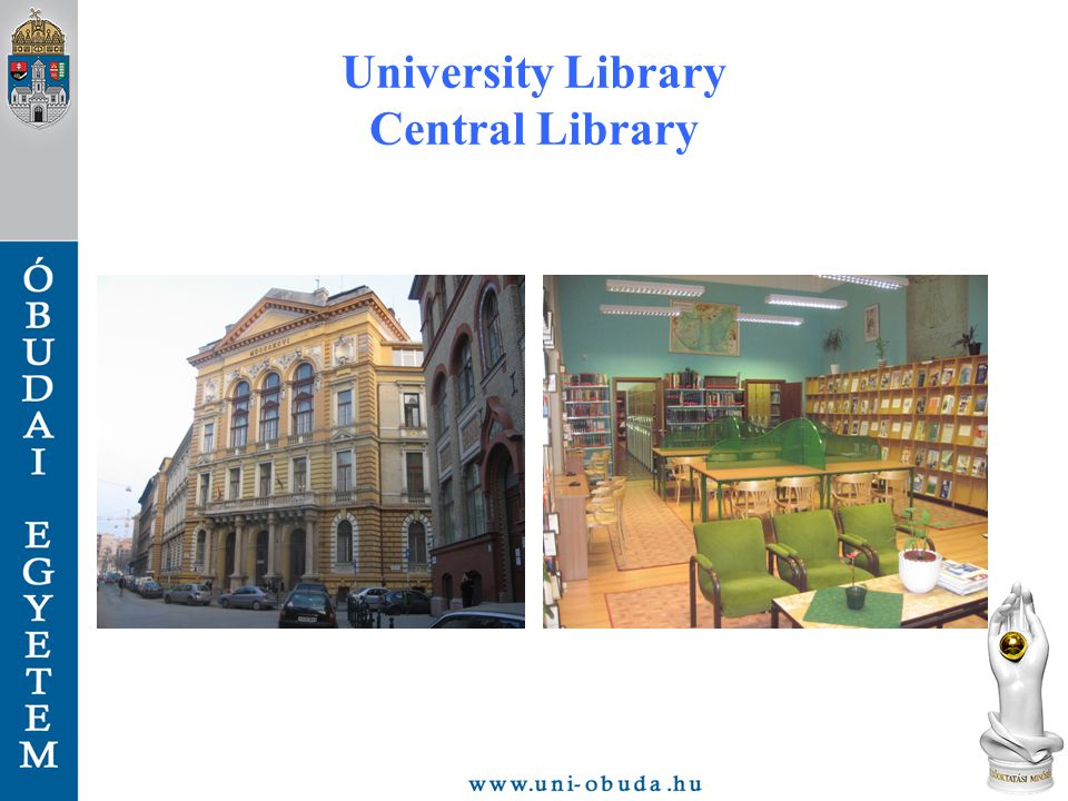 University Library Central Library
