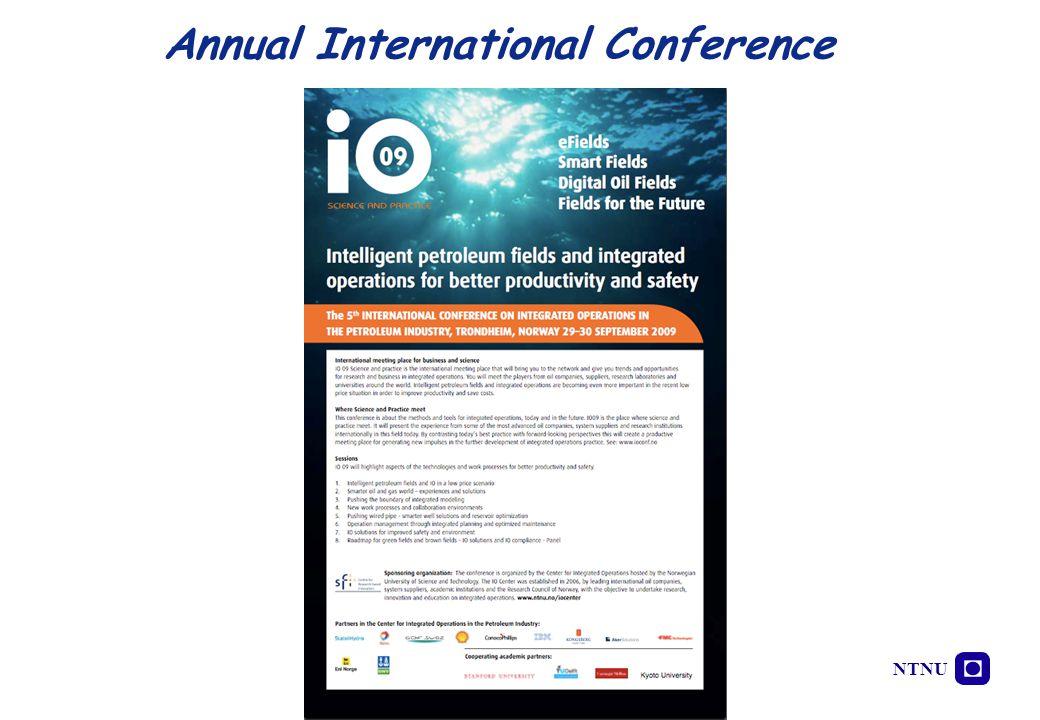 NTNU Annual International Conference