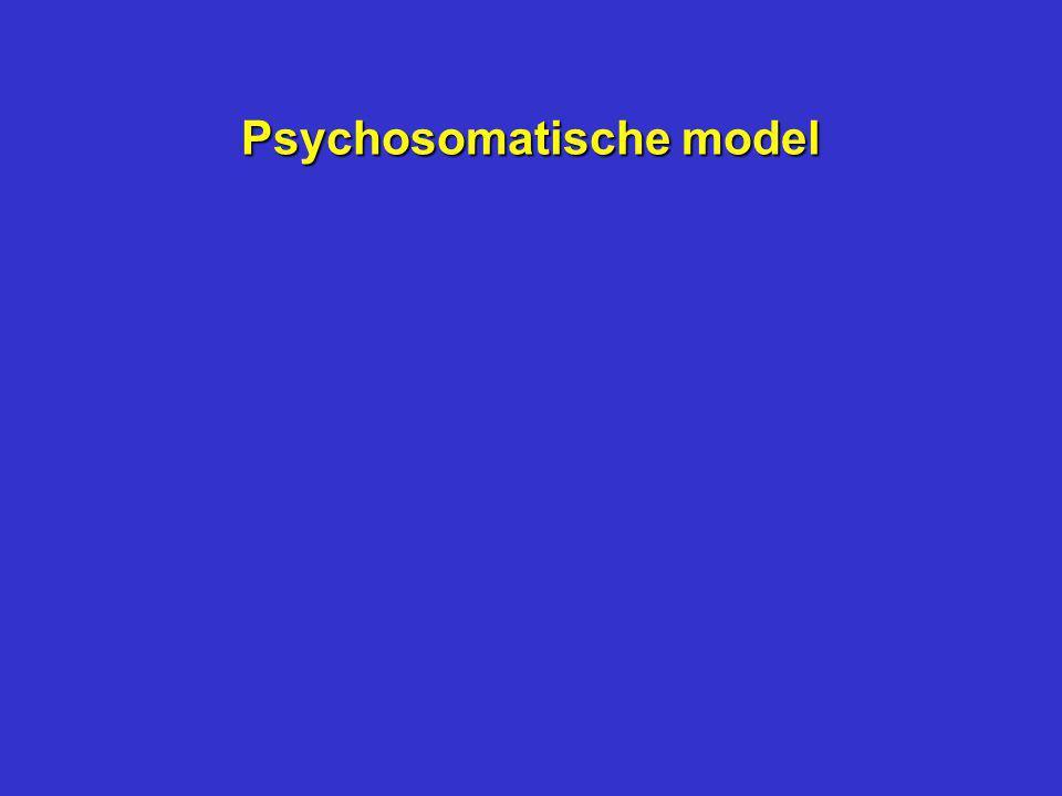 Psychosomatische model