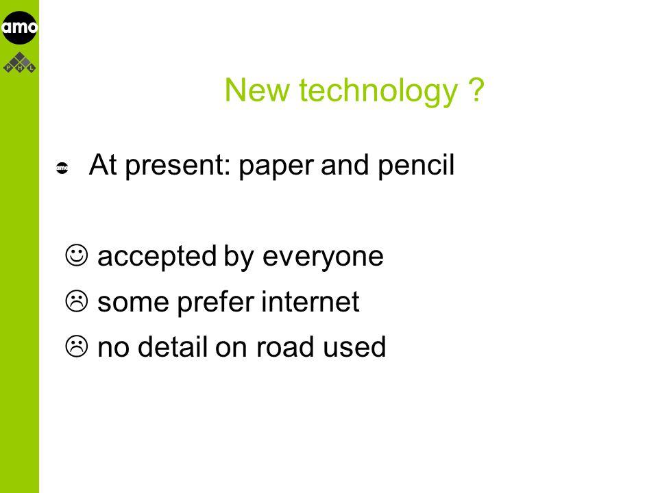 onderzoeksinstituut New technology .