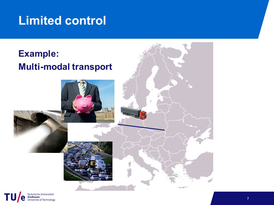 7 Example: Multi-modal transport