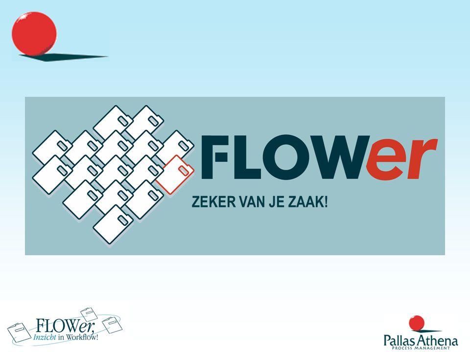 Samenvatting  FLOWer draait op meerdere platforms  FLOWer draait op meerdere databases  FLOWer is scalable en geschikt voor duizenden gebruikers  FLOWer is optimaal configureerbaar  kortom: