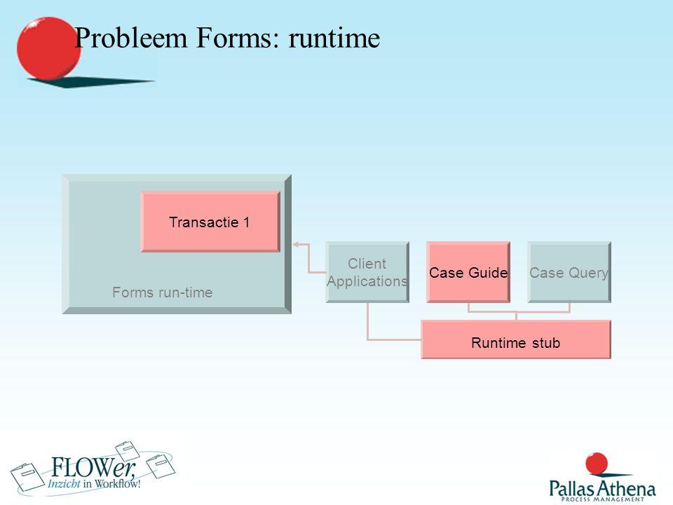 Integratie vanuit Oracle  Diverse mogelijkheden:  FLOWer formulier - gegevens mappen  FLOWer roept Oracle Forms aan