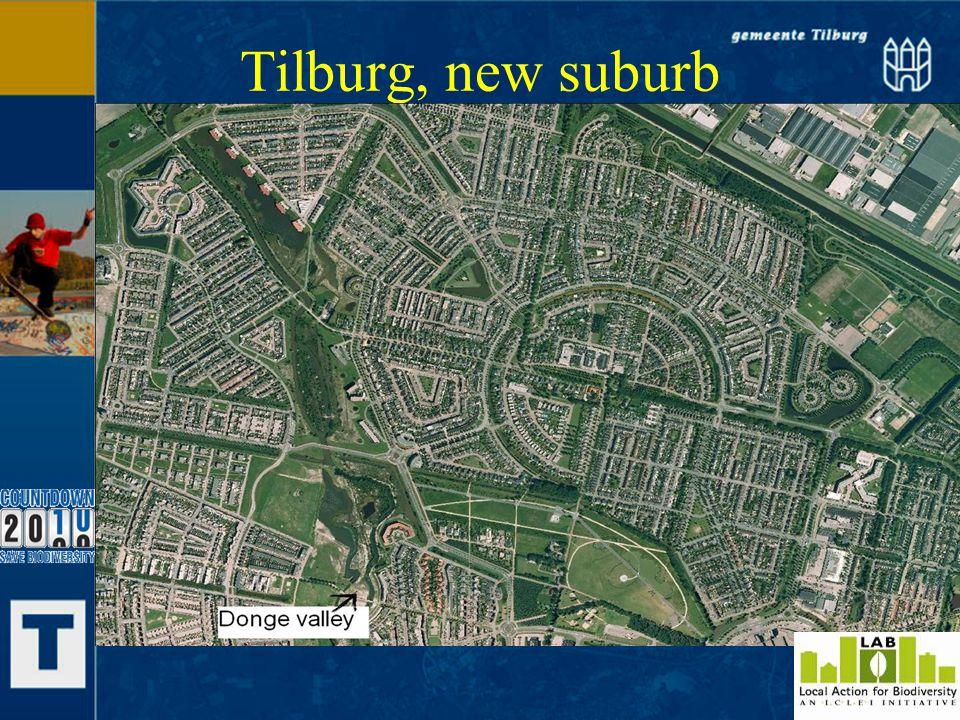 Tilburg, new suburb