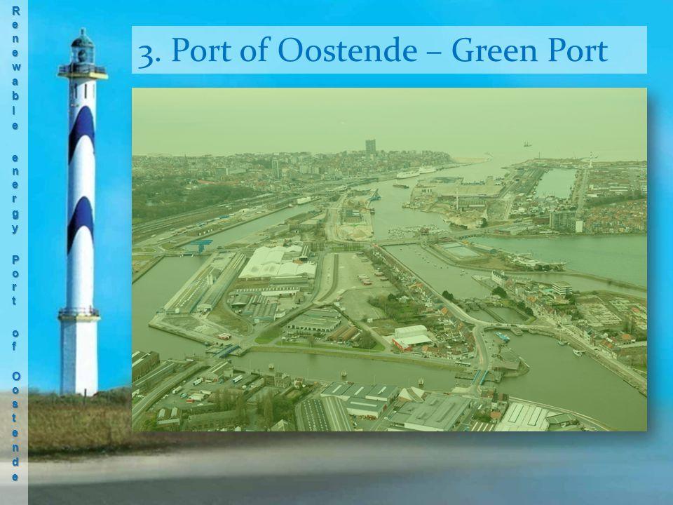 3. Port of Oostende – Green Port
