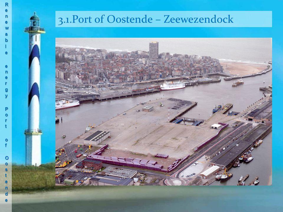 3.1.Port of Oostende – Zeewezendock